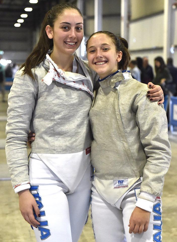 Vally e Amelia Giovannelli